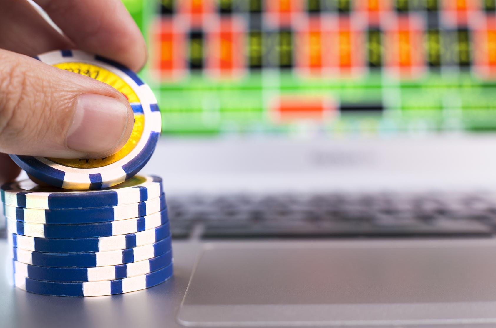 Internet bet